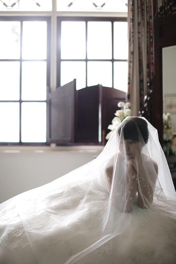 The Wedding Of Esmond & Bertha by Tinara Brides - 004