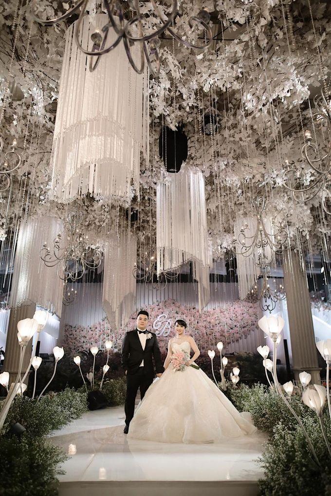 The Wedding Of Esmond & Bertha by Tinara Brides - 047
