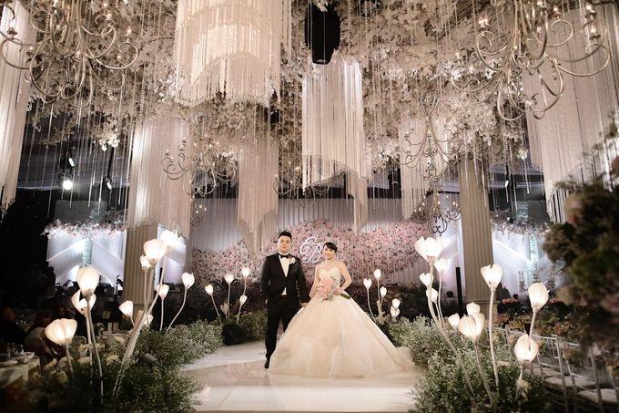 The Wedding Of Esmond & Bertha by Tinara Brides - 016