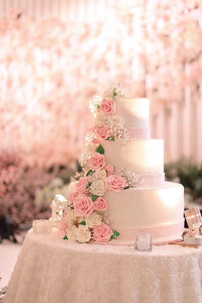 The Wedding Of Esmond & Bertha by Tinara Brides - 029