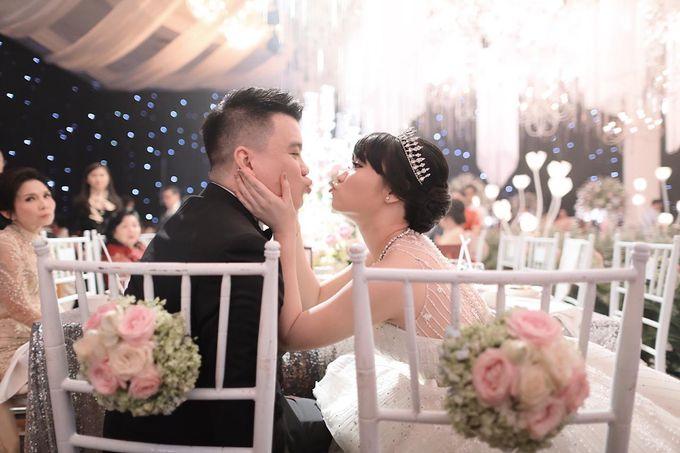 The Wedding Of Esmond & Bertha by Tinara Brides - 043