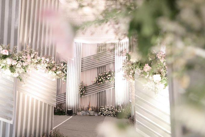 The Wedding Of Esmond & Bertha by Tinara Brides - 003