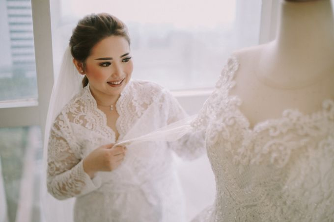 Wedding Of  Dodi And Sherlin by Stephanie Amanda Couture - 013