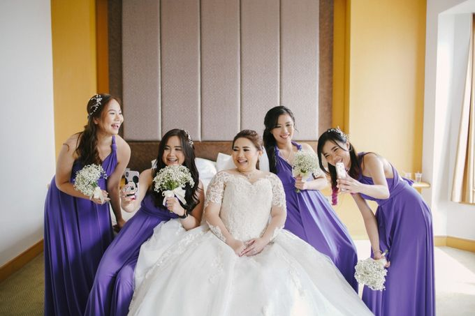 Wedding Of  Dodi And Sherlin by Stephanie Amanda Couture - 004