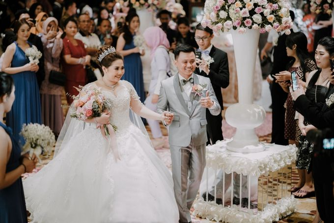 Wedding Of  Dodi And Sherlin by Stephanie Amanda Couture - 005