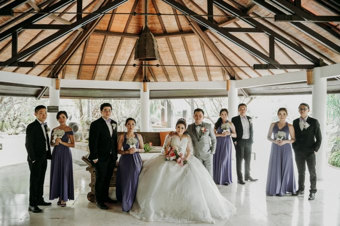 Wedding Of  Dodi And Sherlin by Stephanie Amanda Couture - 007