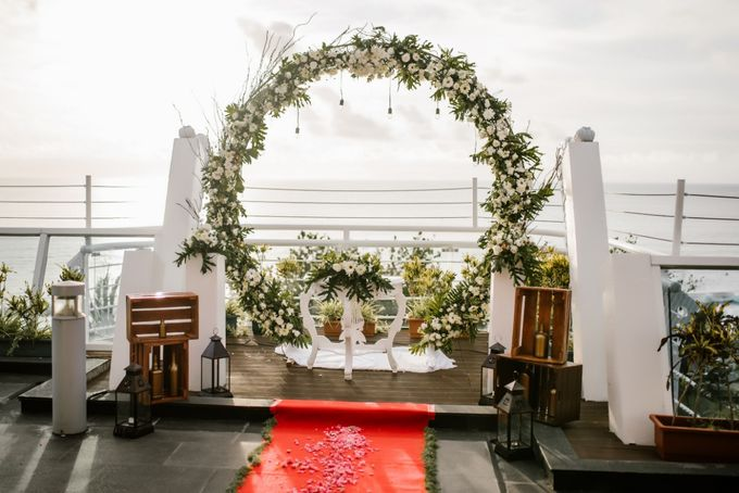 The Wedding Of Bondan & Lolita by Miracle Wedding Bali - 009