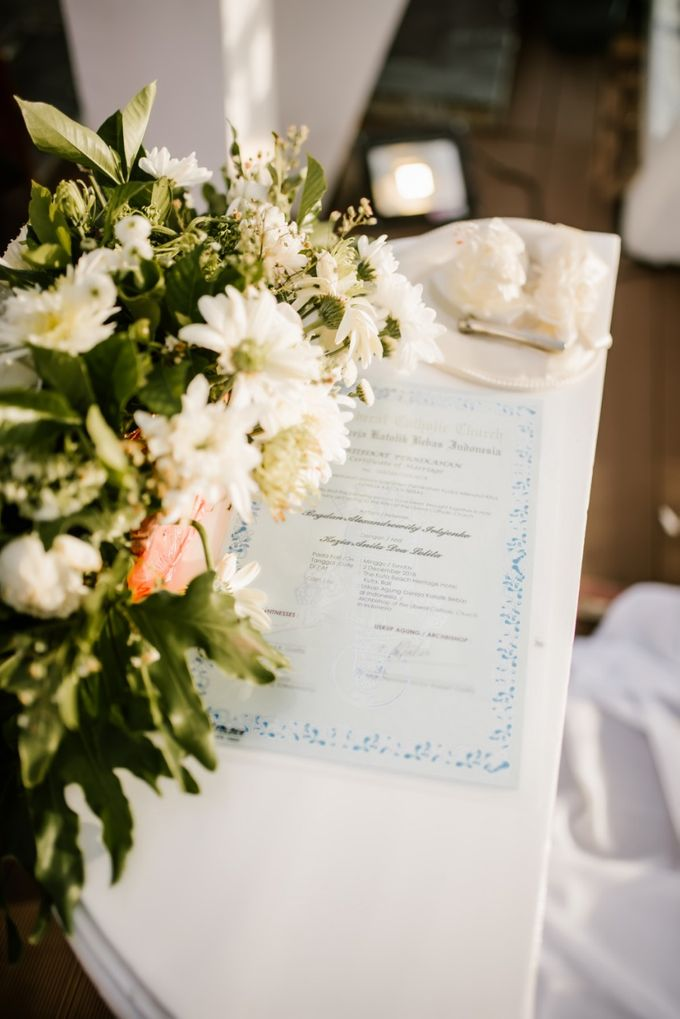 The Wedding Of Bondan & Lolita by Miracle Wedding Bali - 003