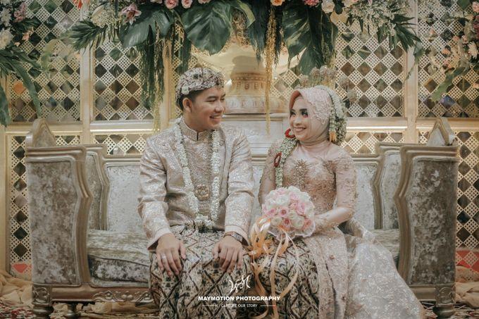 RIAN & ANDRI by Concetta Wedding Organizer - 005