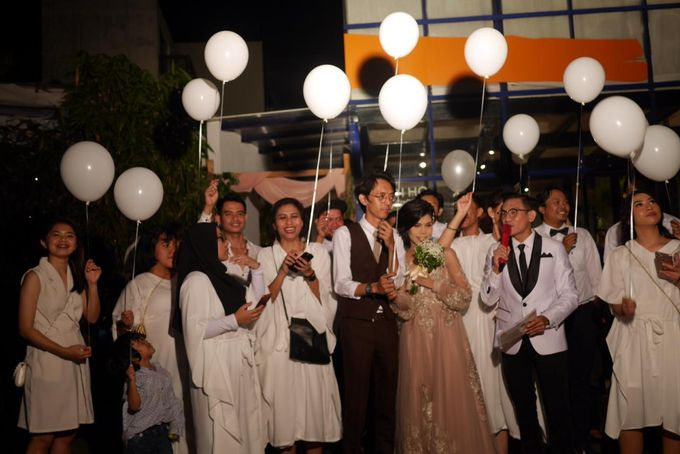 Gerhantari & Gilang Wedding by Bestival Wedding Planner & Organizer - 001