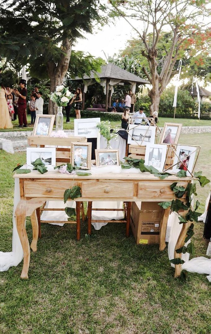 William & Evelin Wedding by Holiday Inn Resort Baruna Bali - 006