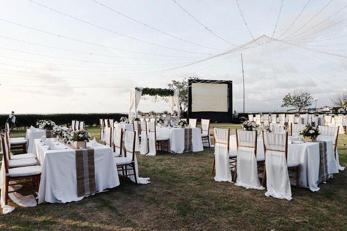 William & Evelin Wedding by Holiday Inn Resort Baruna Bali - 007