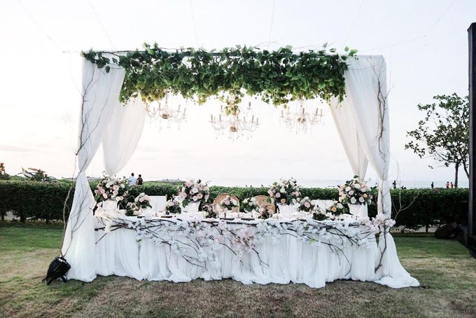 William & Evelin Wedding by Holiday Inn Resort Baruna Bali - 001
