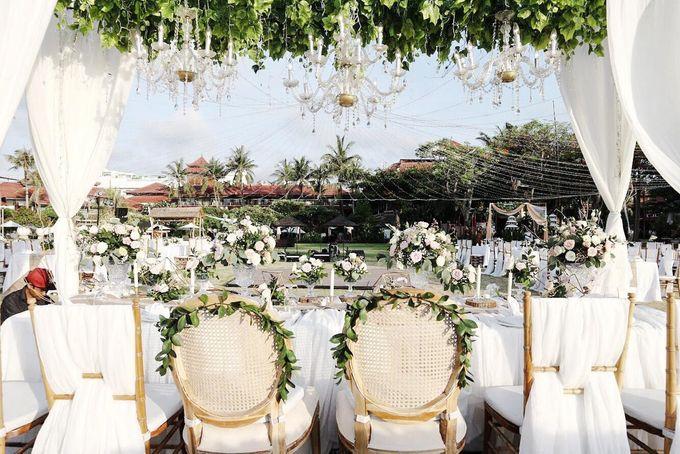 William & Evelin Wedding by Holiday Inn Resort Baruna Bali - 008