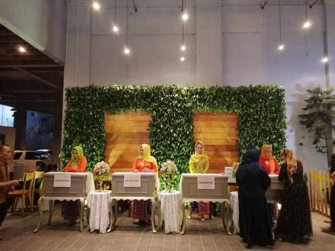 BIYAN & GILANG WEDDING by United Grand Hall - 008