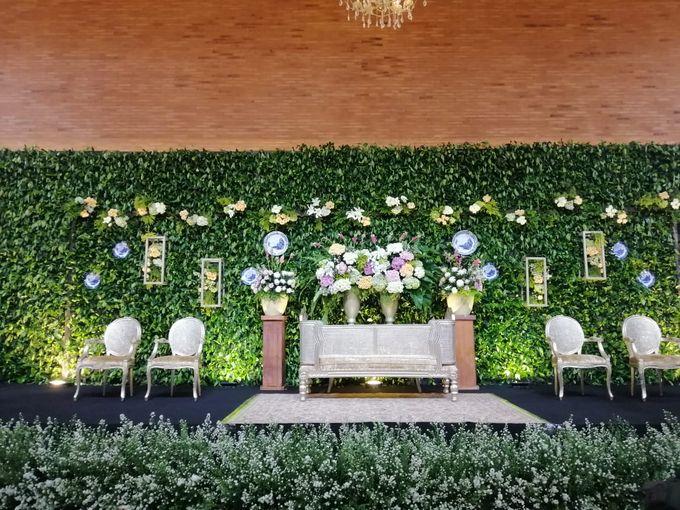 BIYAN & GILANG WEDDING by United Grand Hall - 024