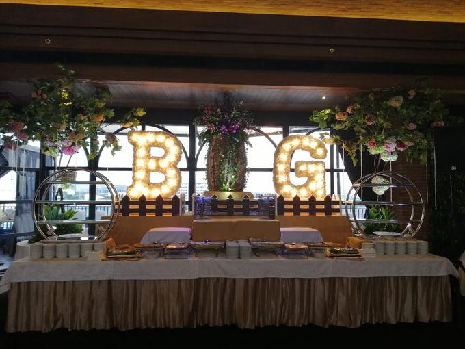 BIYAN & GILANG WEDDING by United Grand Hall - 025