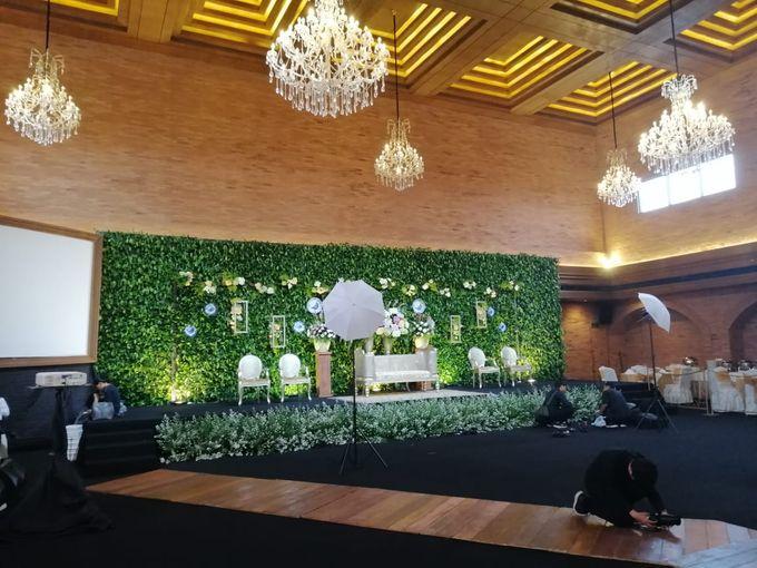 BIYAN & GILANG WEDDING by United Grand Hall - 027