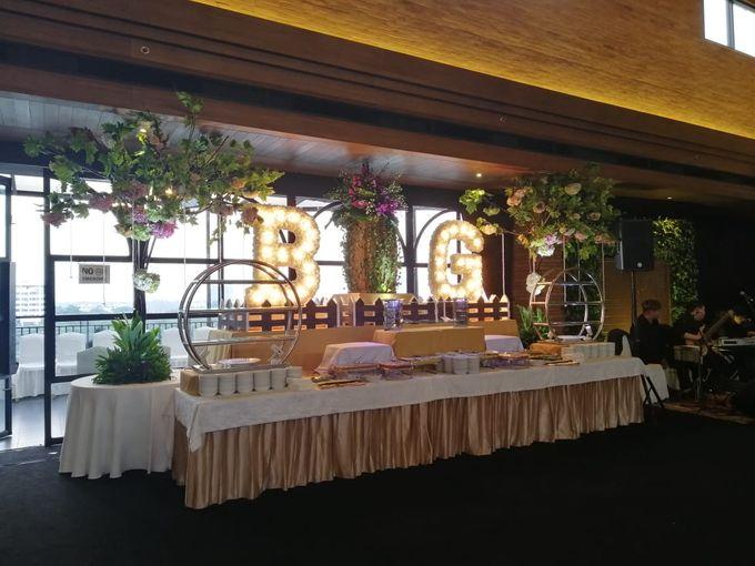 BIYAN & GILANG WEDDING by United Grand Hall - 028
