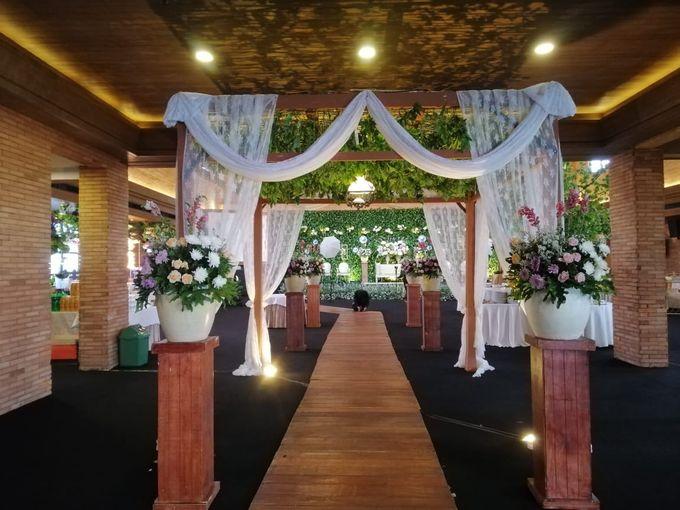 BIYAN & GILANG WEDDING by United Grand Hall - 029