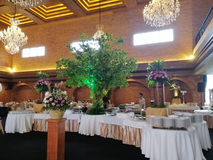BIYAN & GILANG WEDDING by United Grand Hall - 031
