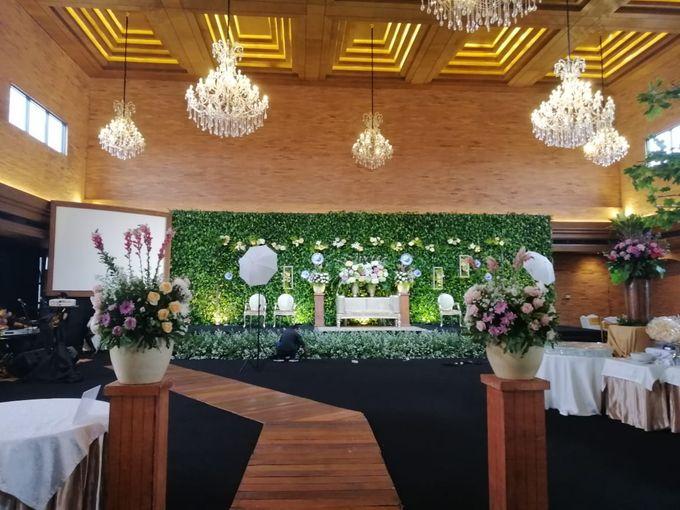 BIYAN & GILANG WEDDING by United Grand Hall - 032