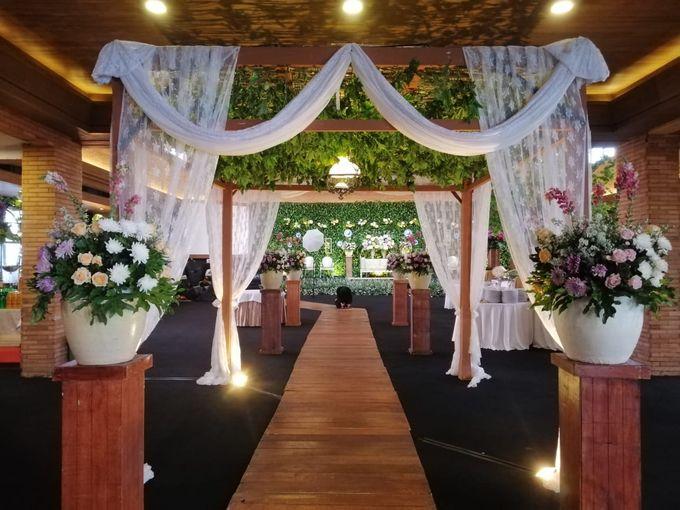 BIYAN & GILANG WEDDING by United Grand Hall - 035