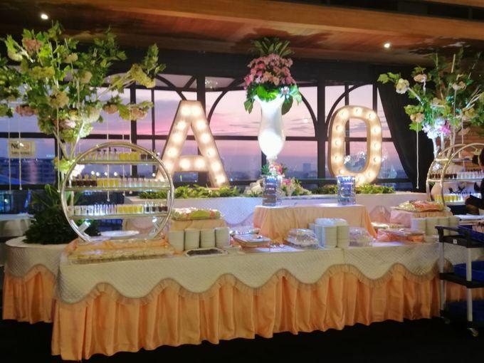ANGGI & RISHKY WEDDING by United Grand Hall - 017