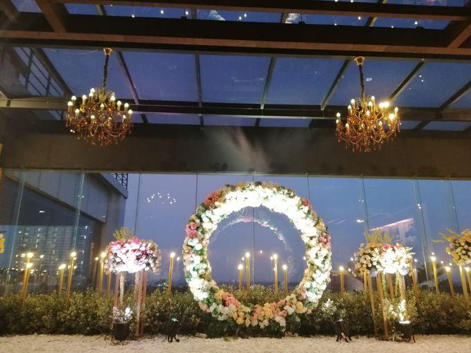 ANGGI & RISHKY WEDDING by United Grand Hall - 020