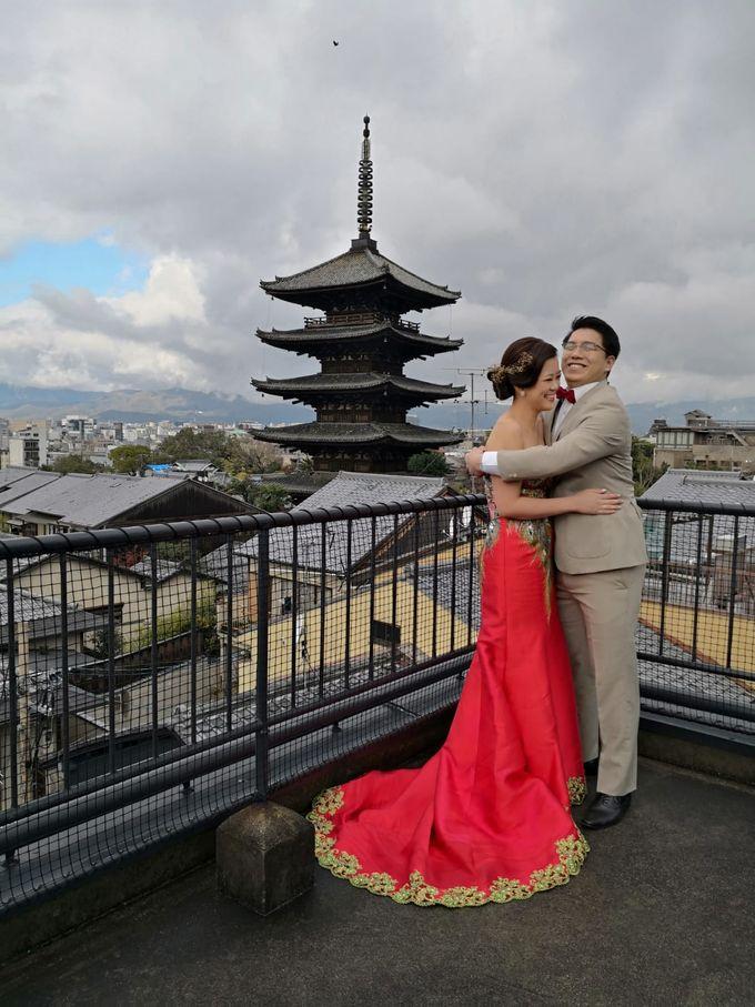 Behind The Scenes-Japan Prewedding Photoshoot by WillieHaz Hair & Beauty - 003