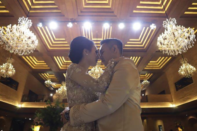 DIMAS & PUTRI WEDDING by United Grand Hall - 036