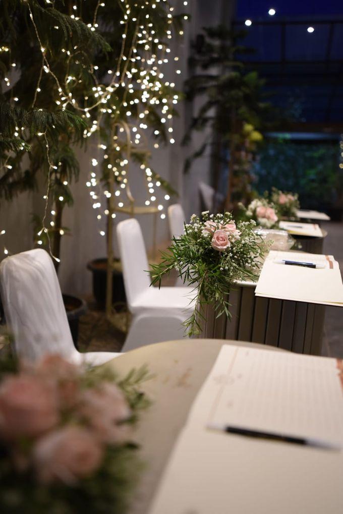 DIMAS & PUTRI WEDDING by United Grand Hall - 041