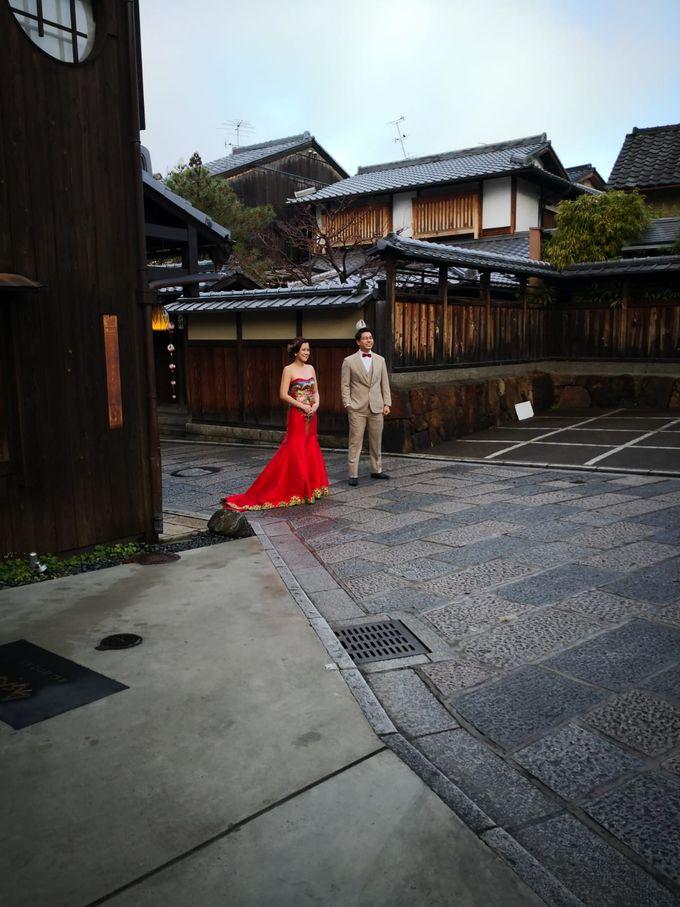 Behind The Scenes-Japan Prewedding Photoshoot by WillieHaz Hair & Beauty - 005