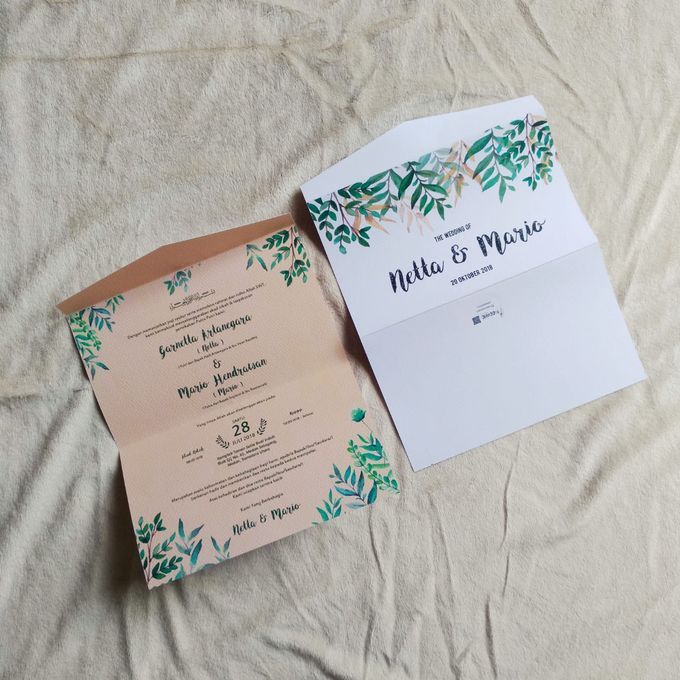 Netta & Mario - Soft Cover Amplop Premium by Keeano Project - 004