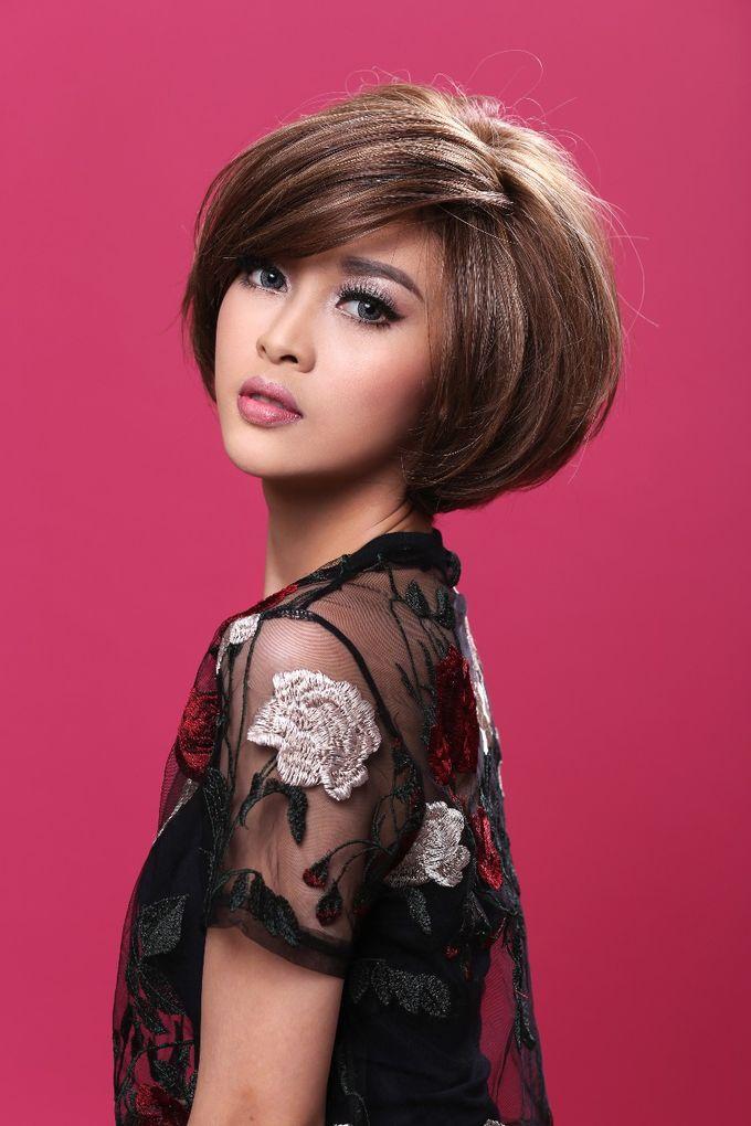 Smart Hair & Skin Wig untuk solusi rambut tipis by Gester Bridal & Salon Smart Hair - 024