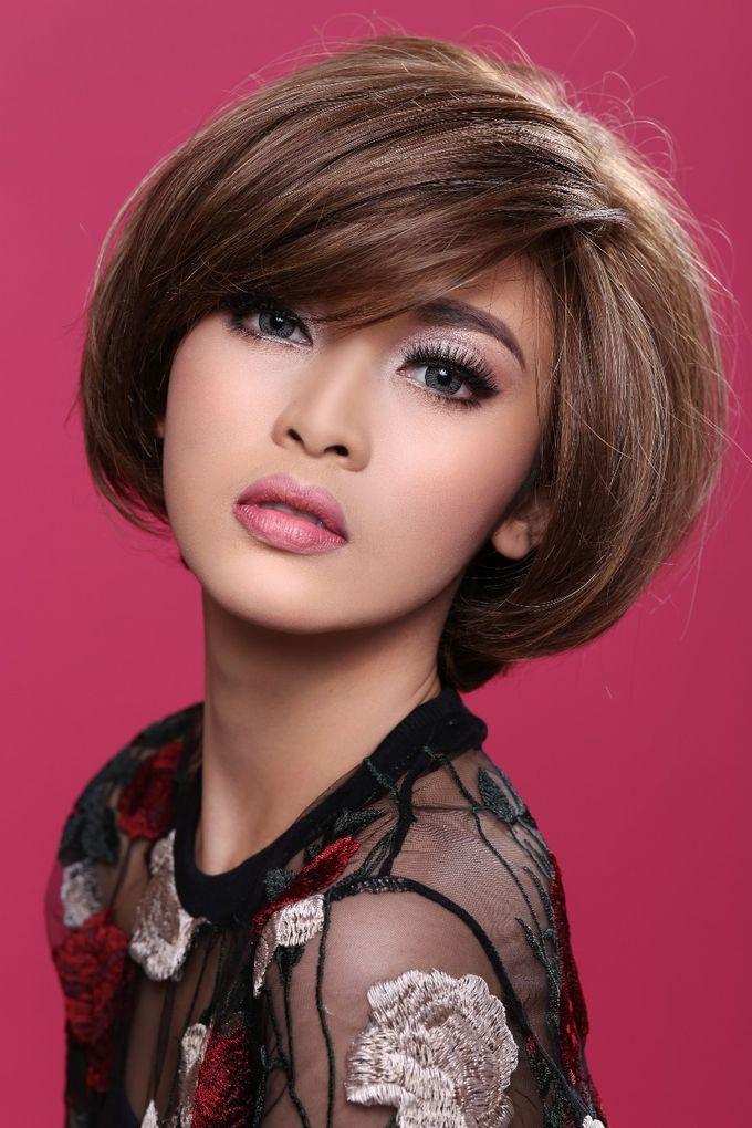 Smart Hair & Skin Wig untuk solusi rambut tipis by Gester Bridal & Salon Smart Hair - 022