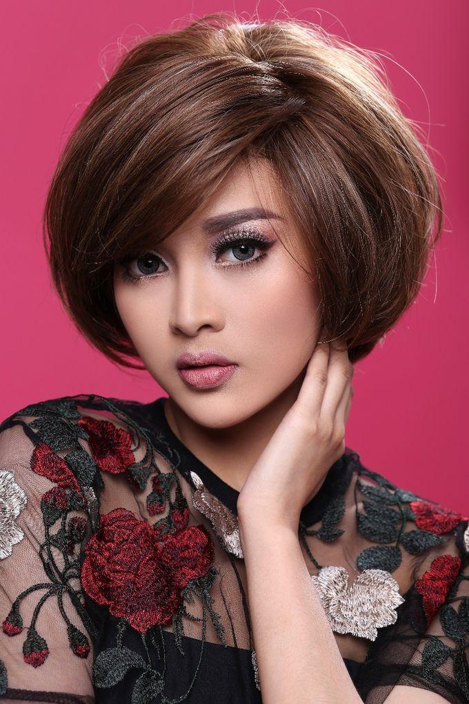 Smart Hair & Skin Wig untuk solusi rambut tipis by Gester Bridal & Salon Smart Hair - 023