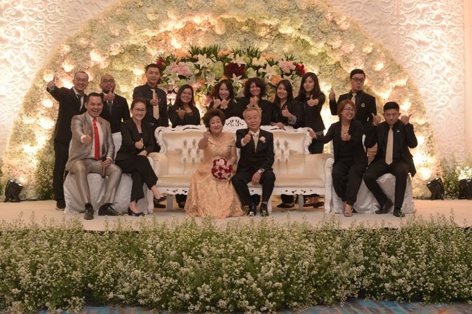Golden Anniversary Of Bp Rusli Wijaya & Ibu Lanny by William & Friends - 022