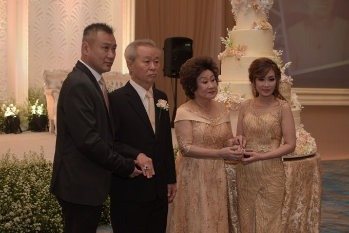 Golden Anniversary Of Bp Rusli Wijaya & Ibu Lanny by William & Friends - 002