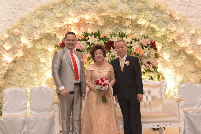 Golden Anniversary Of Bp Rusli Wijaya & Ibu Lanny by William & Friends - 006