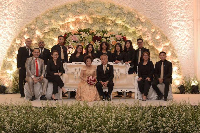 Golden Anniversary Of Bp Rusli Wijaya & Ibu Lanny by William & Friends - 010