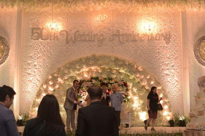 Golden Anniversary Of Bp Rusli Wijaya & Ibu Lanny by William & Friends - 018