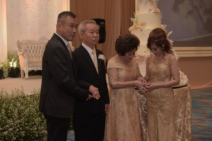 Golden Anniversary Of Bp Rusli Wijaya & Ibu Lanny by William & Friends - 015