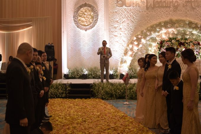 Golden Anniversary Of Bp Rusli Wijaya & Ibu Lanny by William & Friends - 013