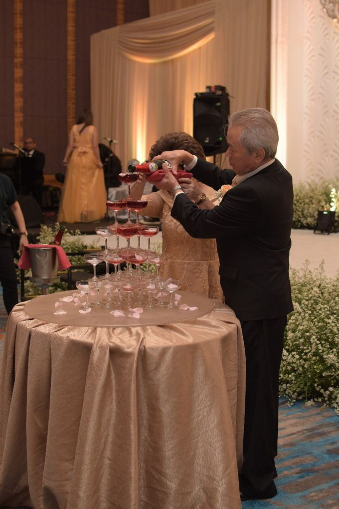 Golden Anniversary Of Bp Rusli Wijaya & Ibu Lanny by William & Friends - 008