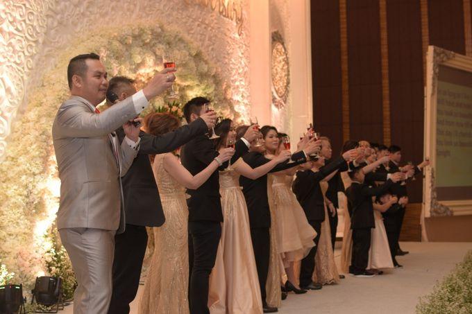Golden Anniversary Of Bp Rusli Wijaya & Ibu Lanny by William & Friends - 019