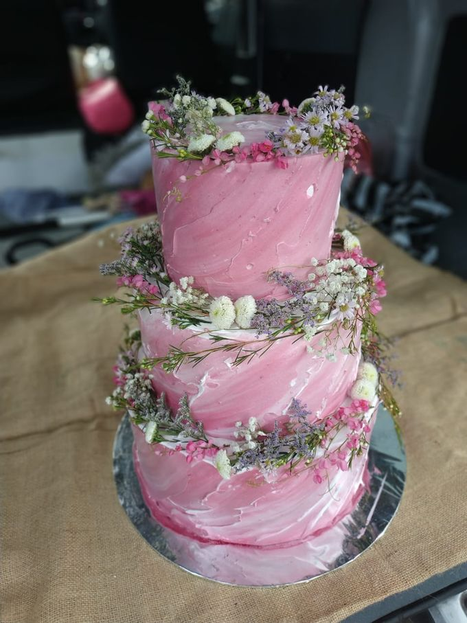 In Pink by Sugaria cake - 001