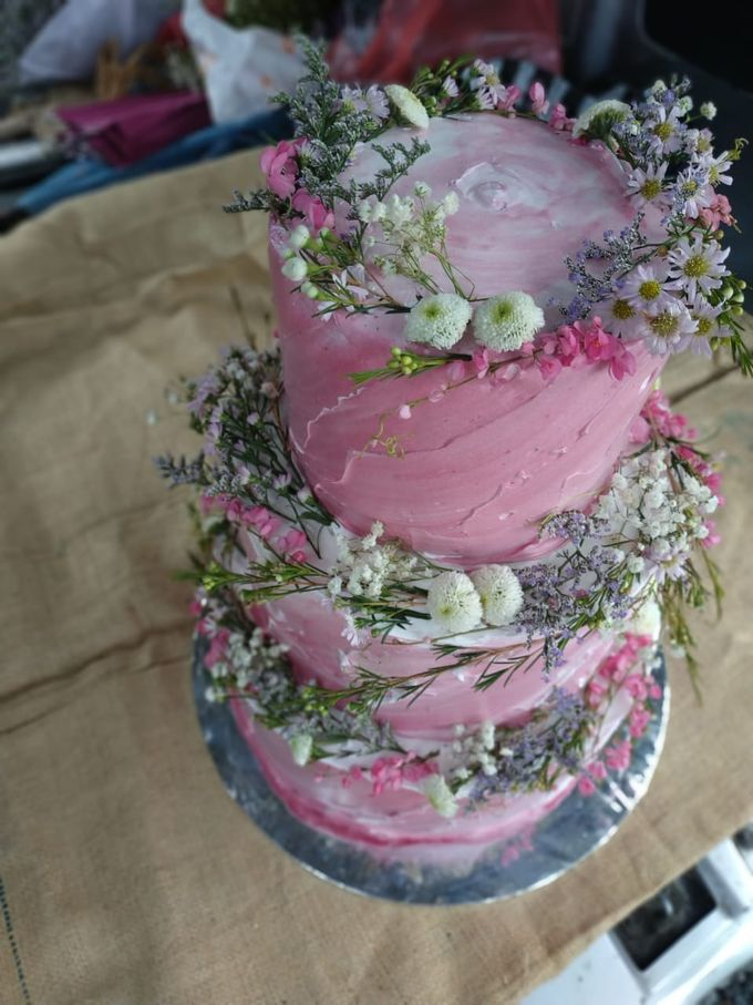 In Pink by Sugaria cake - 002