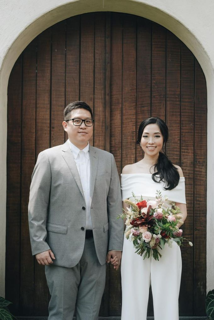 The Prewedding of Ms. Isadora by Tiffany's Flower Room - 005