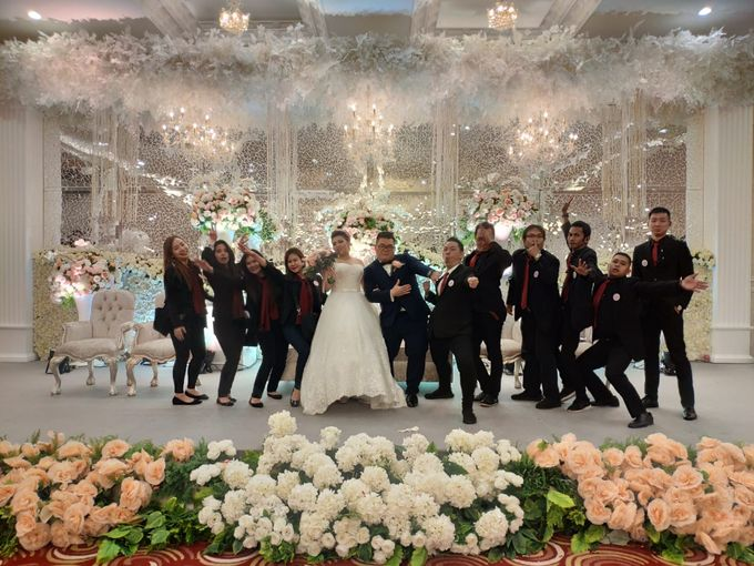 Wedding of Jan and Rica by Jakarta Souvenir - 002